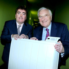 CEO Sean O'Driscoll is to succeed Martin Naughton as the president of Ireland's largest private manufacturing company