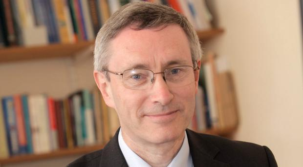 Tom Healy, Director of NERI, the Nevin Economic Reseach Institute