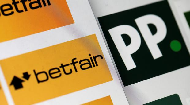 The company compared its results on a pro forma basis as if both Paddy Power and Betfair had always been merged. Photo: Bloomberg