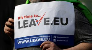 Prospect of a Brexit from Europe has been a big factor