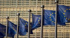 One must seriously question whether, despite the hard lessons of the financial crisis, the EU has yet put in place institutions that would enable the euro to weather a future financial crisis in a democratically acceptable way. Photo: Bloomberg