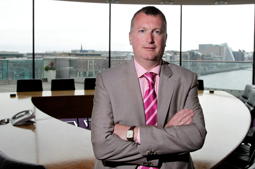 Examiner Michael McAteer of Grant Thornton. Photo: Frank McGrath