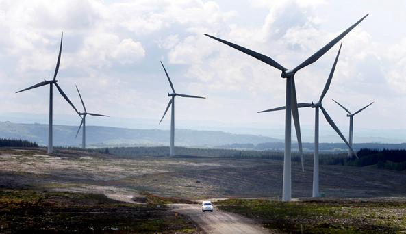 EU has set renewable energy targets to be hit by 2020