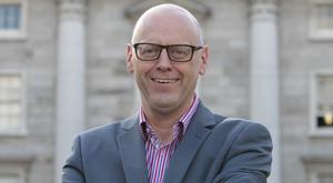 TCD business dean Andrew Burke