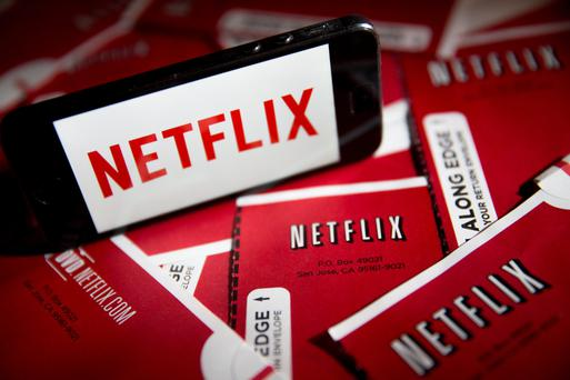 The EU is to impose geographic film quotas on Netflix, Amazon and other online television broadcasters. Photo: Bloomberg