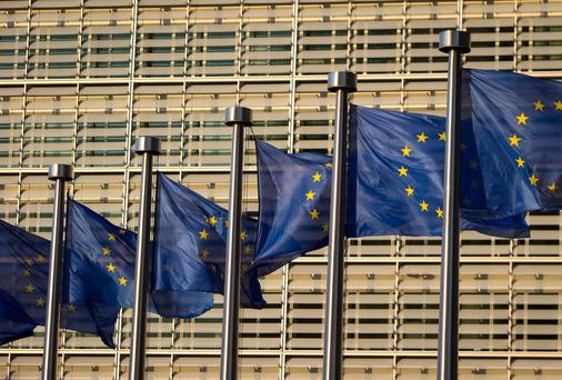 """Yesterday, we were once more forced to feel the chilling breath of an EU """"surveillance team"""", dispatched by the EU Commission and the European Central Bank to warn us that there may be trouble ahead Photo: Bloomberg"""