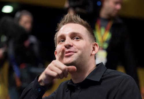 Austrian student Max Schrems, who made data complaint