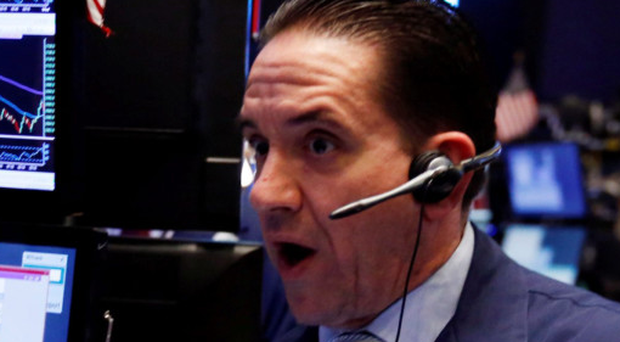 All is uncertain, and the markets hate that