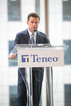 Teneo's Declan Kelly, brother of Labour TD Alan Kelly