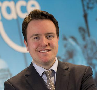 Blueface chief executive Alan Foy