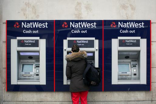 NatWest customers in Britain may face charges if rates fall