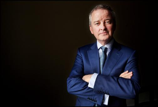 John McGrane Director of the British Irish Chamber of Commerce. Photo: Steve Humphreys