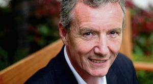Tullow Oil chief executive Aidan Heavey