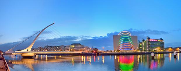 Performance of Dublin's economy is 'broadly in line with the rest of the country'. Photo: Jordache