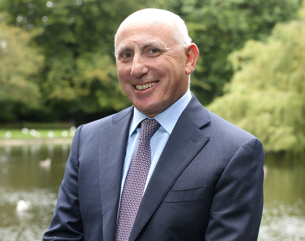 Kenmare Resources managing director Michael Carvill