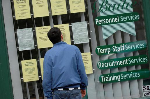Professional job opportunities rose by more than 2pc last month compared with June