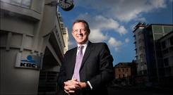 Chief executive Wim Verbraeken said he is happy with KBC results