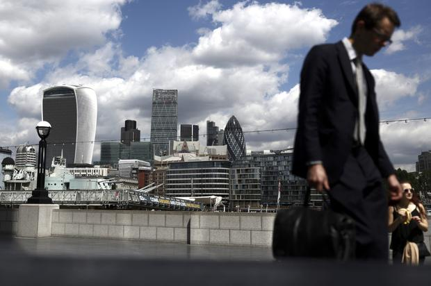 London's status as a world financial centre at risk as executives plan for the worst in EU talks