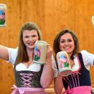As Germany gears up for this year's Oktoberfest in Munich, the latest economic data makes for sobering reading. Photo: AFP/Getty Images