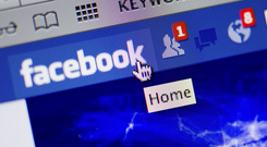 Some 85pc of all new online advertising spend reportedly goes into the coffers of Facebook and Google. (Stock picture)