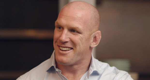 Rugby legend Paul O'Connell to line out to address An Post's Early Bird Club