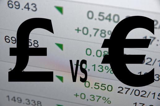 Sterling is set to drop to 90p against the euro – and firms must look at hedging options