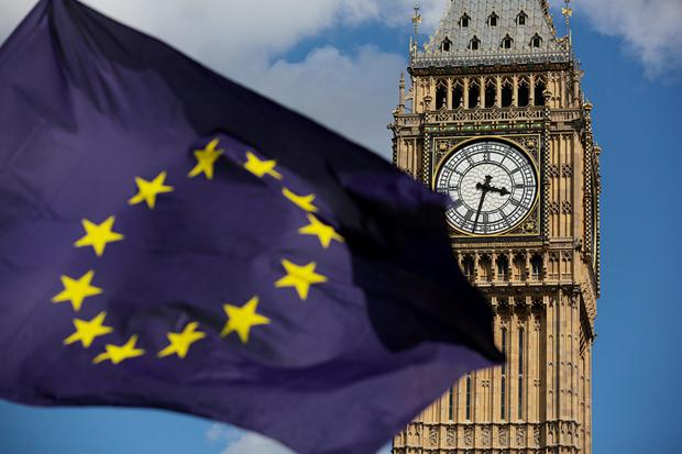 Article 50 refers to the Member State announcing its 'intention' to leave the EU – this is not a binding irrevocable commitment. Photo: PA