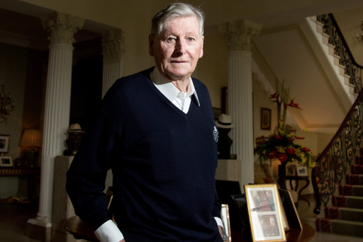 Share-owner Dr Michael Smurfit