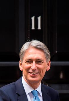 Philip Hammond, UK Chancellor