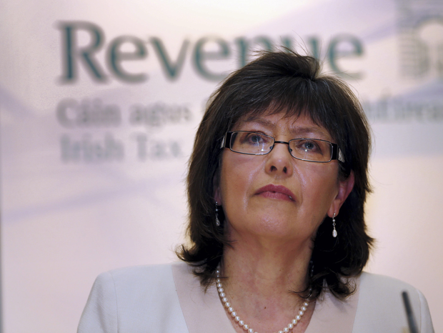 Chairperson of the Policing Authority Josephine Feehily.