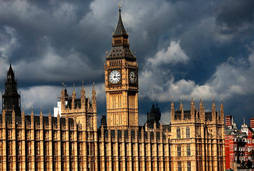 Parliamentary committee hearing submissions on Brexit
