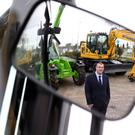 Donal Murphy, the managing director of Bluestone Ireland