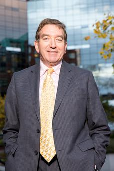 Niall Fitzgerald, chairman of the Smurfit Business School