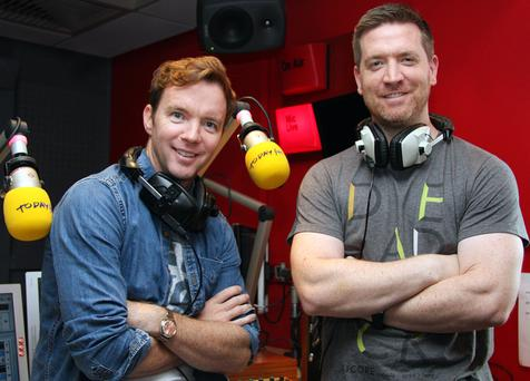 Today FM presenters Dermot and Dave, who featured heavily at the PPI Radio Awards