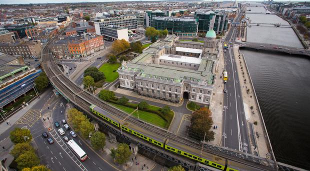 The number of enquiries about Dublin properties has increased since the Brexit referendum on June 23, said CBRE executive director Marie Hunt, but added that many are mainly preliminary