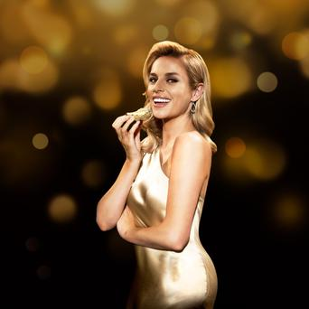 Pippa O'Connor stars in the new Connacht Gold advert