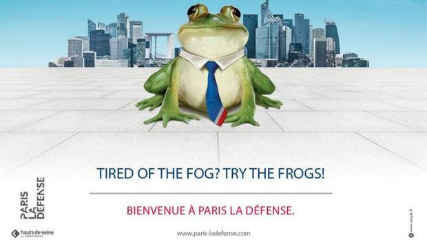 Frog campaign
