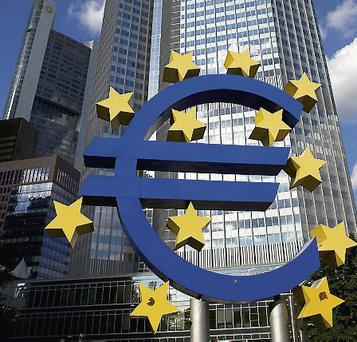 The provision of liquidity is in the hands of a foreign central bank, in our case the ECB in Frankfurt.