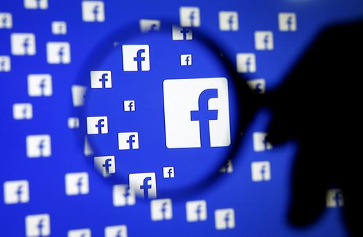 Facebook reported third- quarter sales grew 56pc to $7.01bn, topping analysts' average estimate of $6.92bn. Photo: Reuters