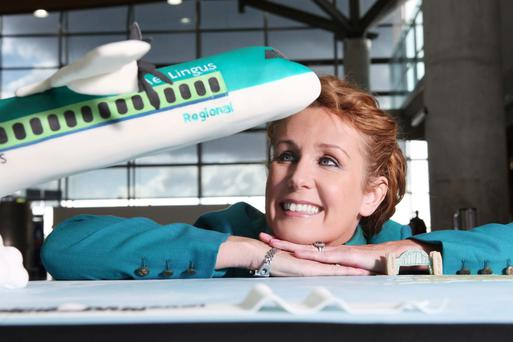 Stobart Air operates the Aer Lingus Regional service on a franchise basis