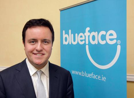 Alan Foy of Blueface
