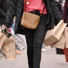 The numbers intending to do their shopping abroad represents a three-fold increase from last year (Stock picture)