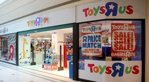 Toys R Us are one of Hasbro's largest customers