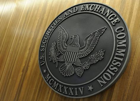 The US Securities and Exchange Commission has received 65 tip-offs from people in Ireland. Photo: Reuters