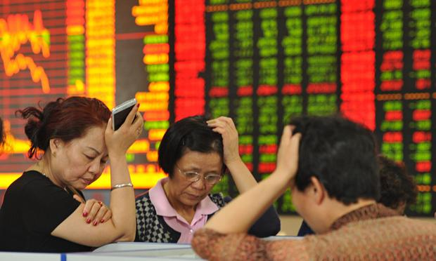 The early 2016 turmoil in China was eventually overshadowed in spectacular fashion