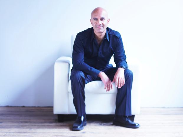 'I believe if you can own your morning you're really going to be able to master your day,' motivator Robin Sharma said