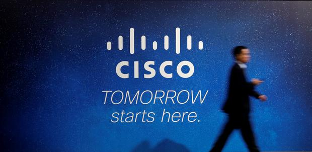 Global technology giant, Cisco