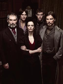 Horror series Penny Dreadful has benefited from the scheme Photo: Showtime
