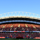 Thomond Park Stadium, Limerick Photo: Sportsfile