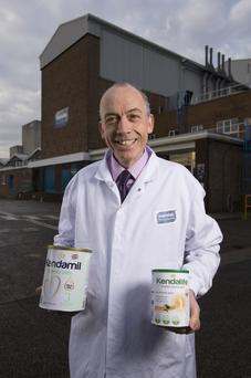 Ross McMahon of Kendal Nutricare